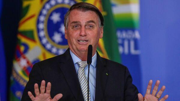 Jair Bolsonaro - Sputnik France