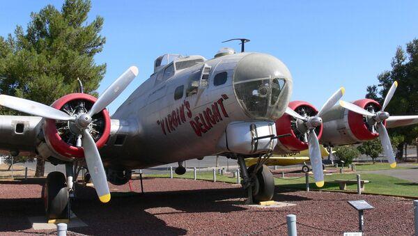 Un B-17 (image d'illustration) - Sputnik France