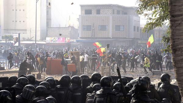 manifestations au Sénégal - Sputnik France
