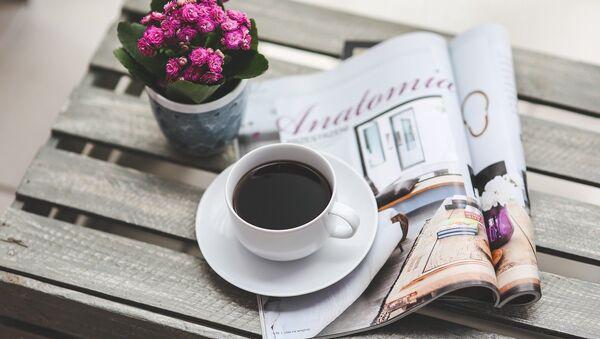 Une tasse de café - Sputnik France