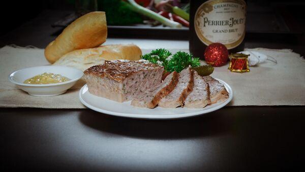 Du foie gras - Sputnik France