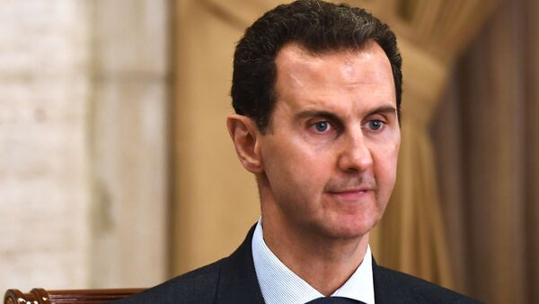 Bachar el-Assad (archive photo) - Sputnik France
