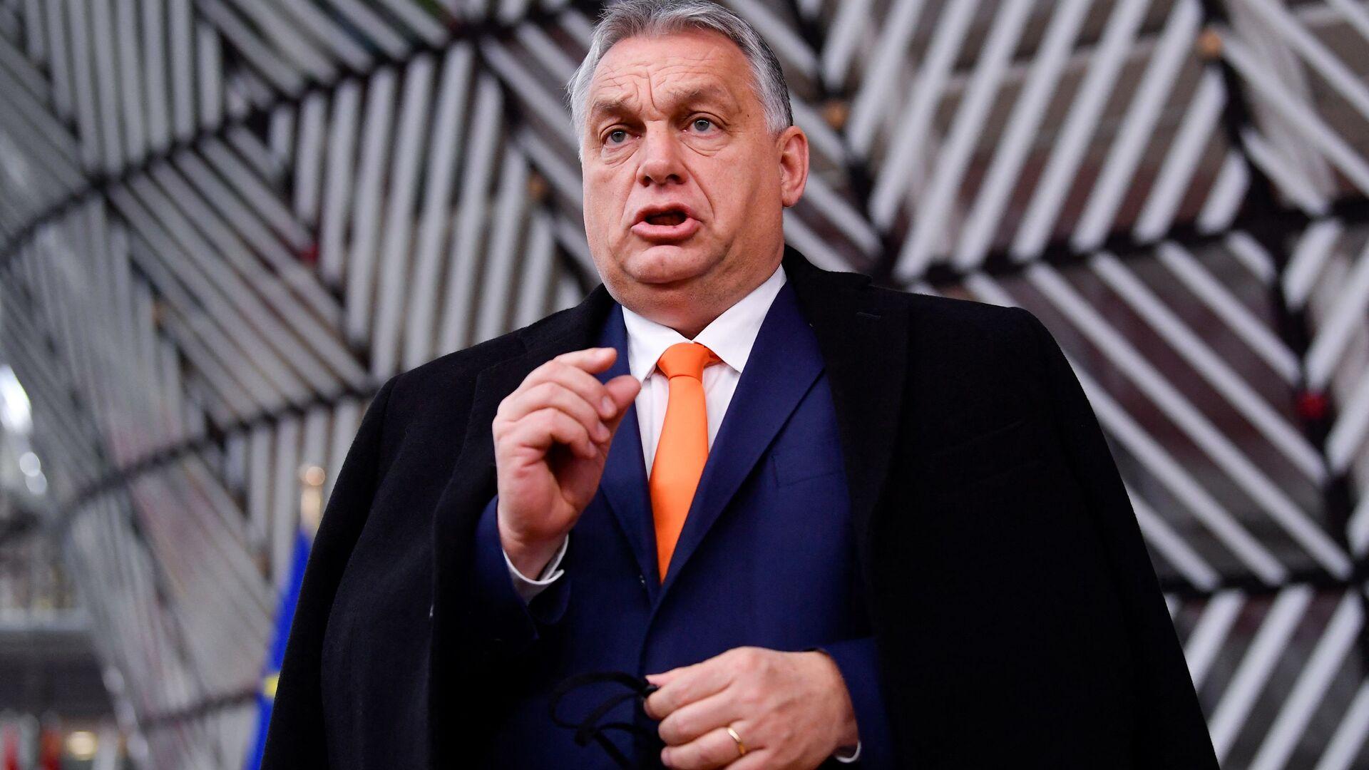 Viktor Orban - Sputnik France, 1920, 12.09.2021