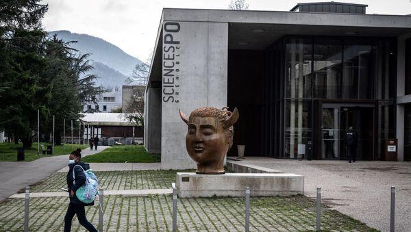 Le campus de l'IEP de Grenoble, à Saint-Martin-d'Heres - Sputnik France