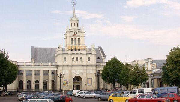 Brest, Biélorussie - Sputnik France