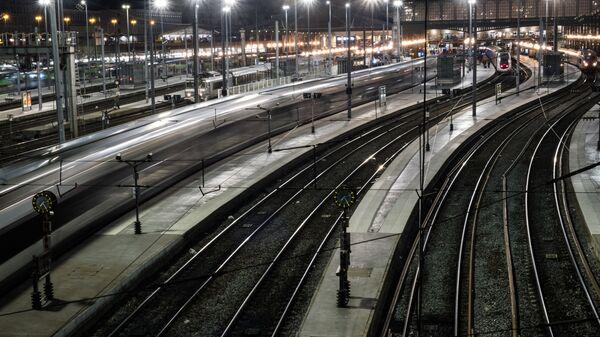 gare du Nord - Sputnik France