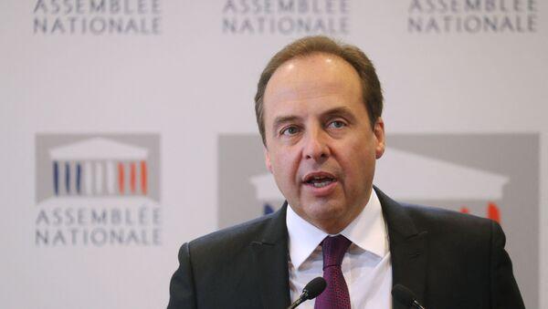 Le chef d'UDI Jean-Christophe Lagarde  - Sputnik France