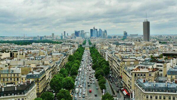 Paris vu du ciel. Image d'illustration - Sputnik France