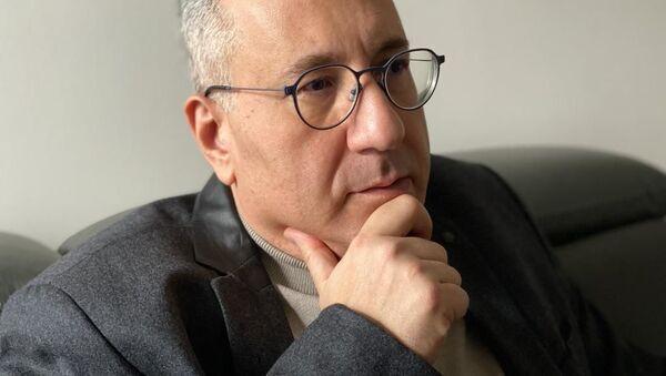 Samir Bouakouir, Conseiller politique du secrétaire général du FFS - Sputnik France