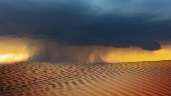 Une tempête de sable - Sputnik France