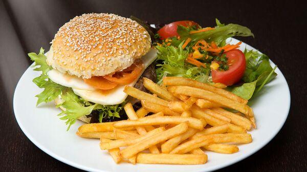 fast-food - Sputnik France