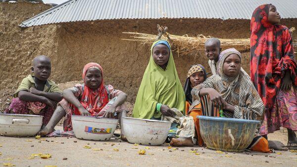 Des enfants au Nigeria (image d'illustration) - Sputnik France