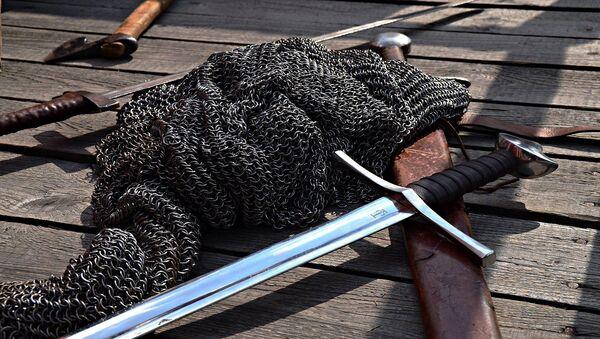 Une épée (image d'illustration) - Sputnik France