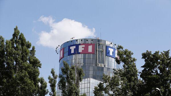 Logo de TF1 - Sputnik France