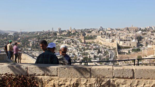 Vue sur Jérusalem - Sputnik France