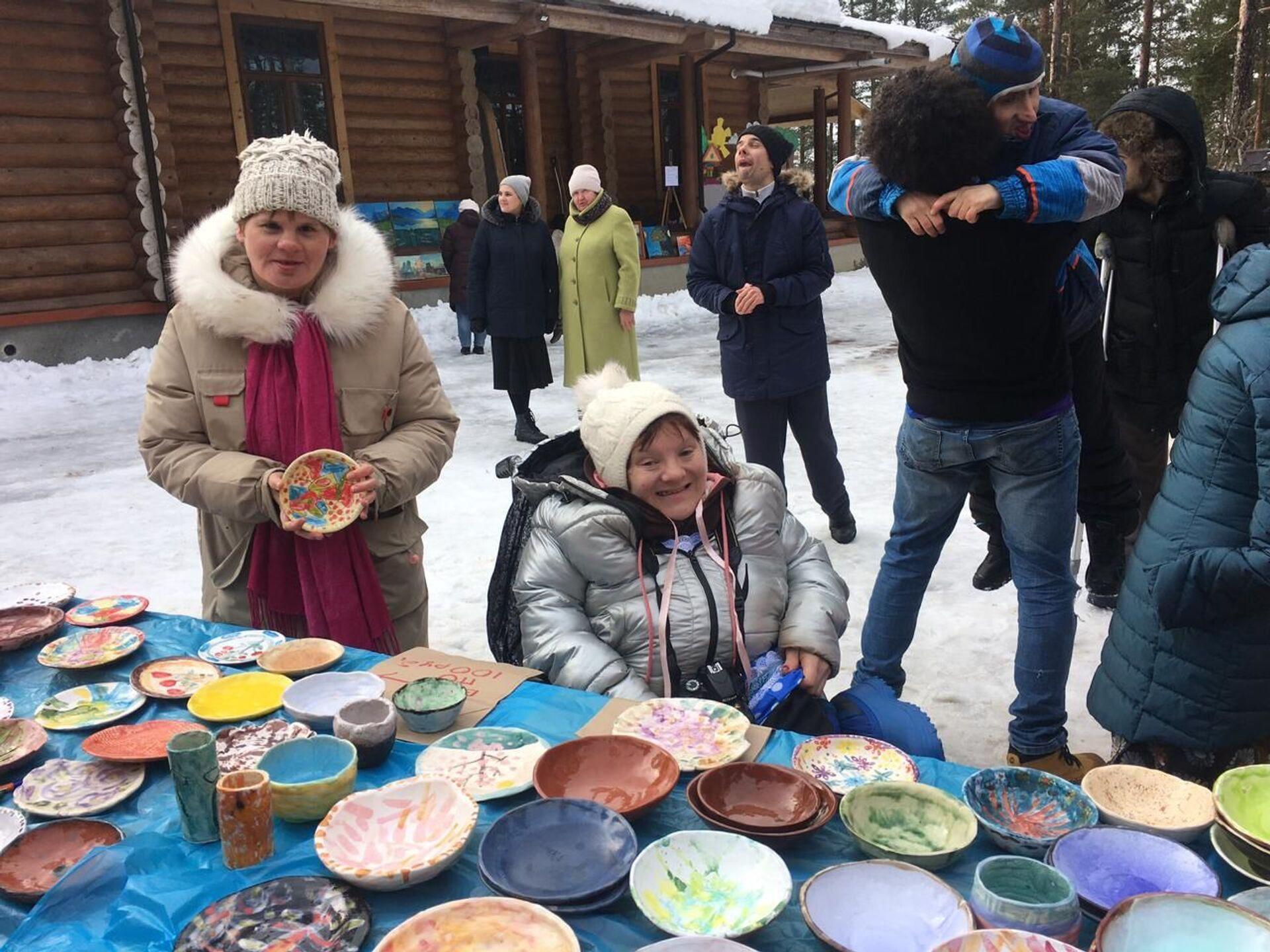 Ce Réunionnais a déménagé dans un petit village de Russie pour aider les handicapés – reportage - Sputnik France, 1920, 18.03.2021