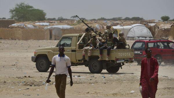 Des soldats nigériens, image d'illustration - Sputnik France