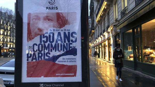 Les 150 ans de la Commune de Paris: qu'en pensent les Parisiens? - Sputnik France