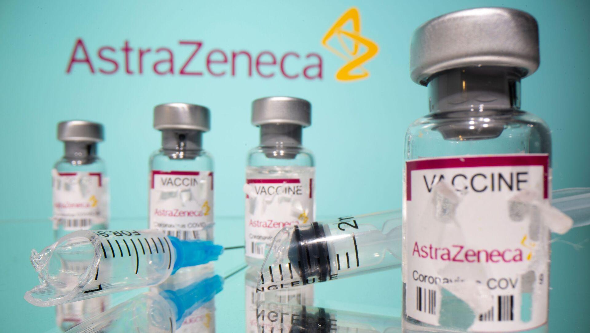Vaccin AstraZeneca - Sputnik France, 1920, 06.04.2021