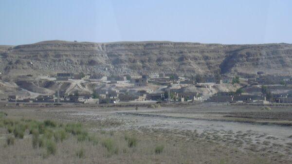 La vallée de l'Euphrate de Raqqa à Deir ez-Zor (archive photo) - Sputnik France