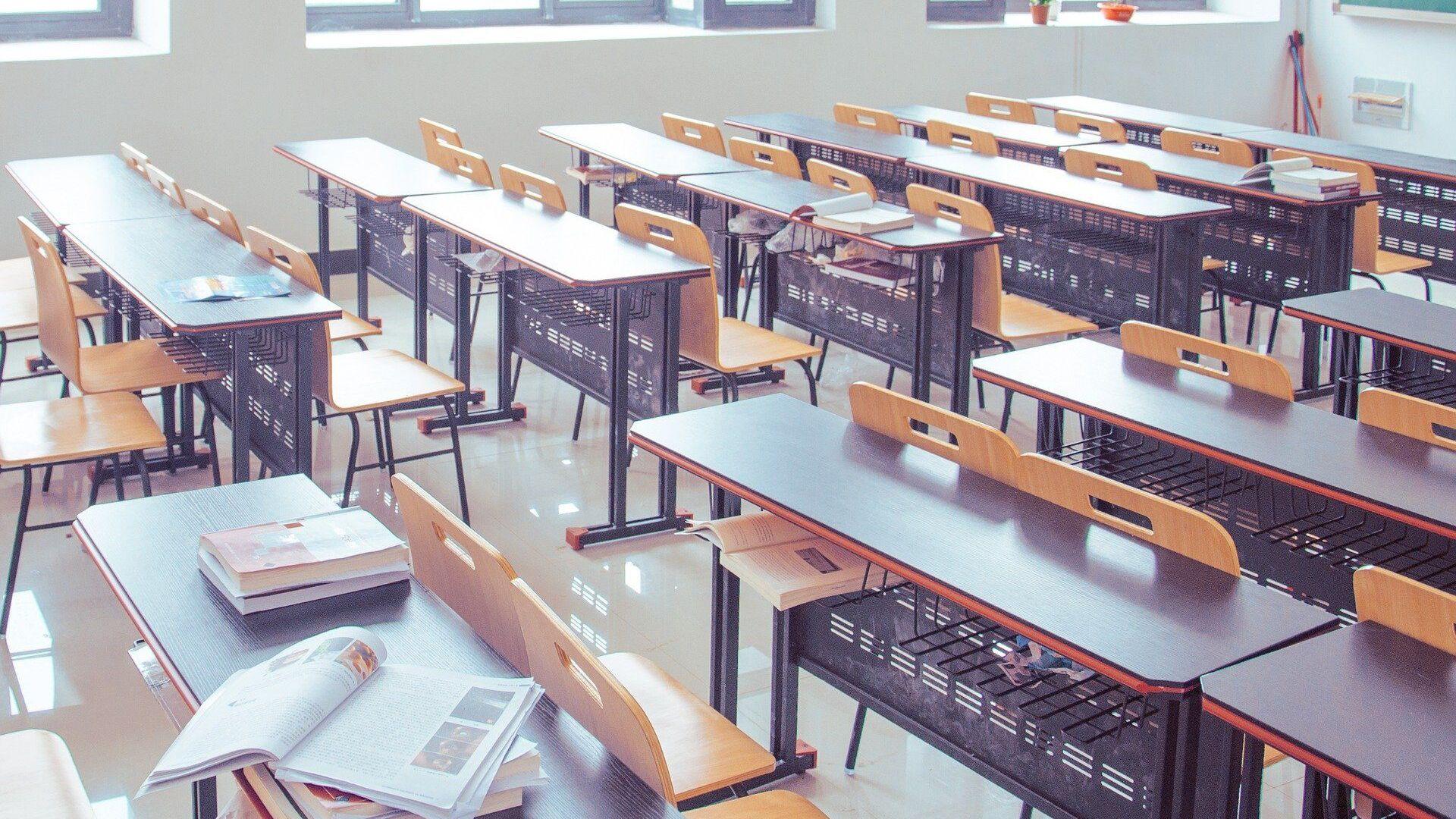 Une salle de classe - Sputnik France, 1920, 31.08.2021
