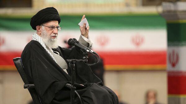 l'ayatollah Ali Khamenei - Sputnik France