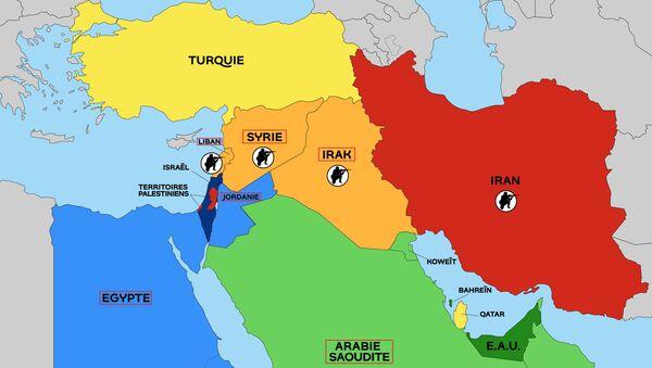 Alliances régionales d'Israël : un basculement en cours - Sputnik France