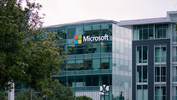 Microsoft - Sputnik France