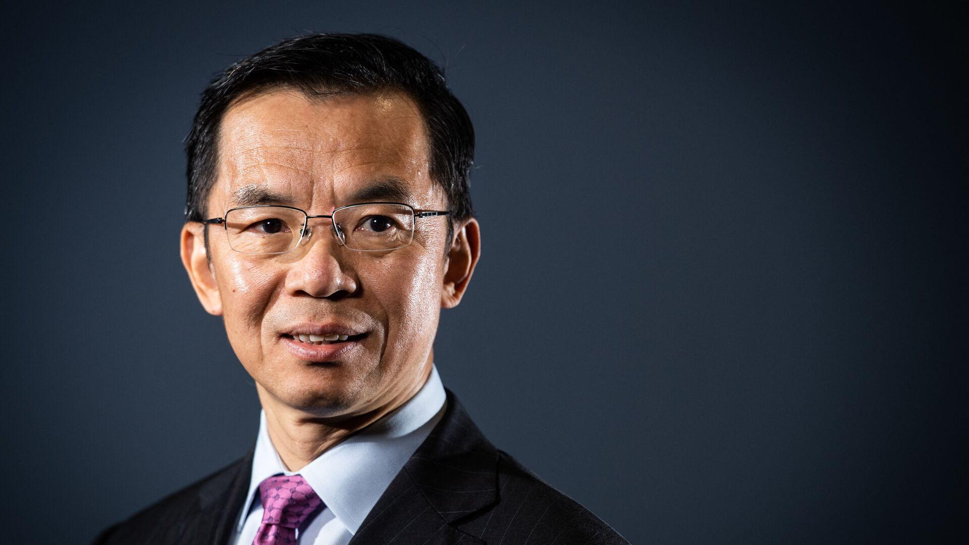 Lu Shaye, ambassadeur de Chine en France - Sputnik France, 1920, 22.09.2021