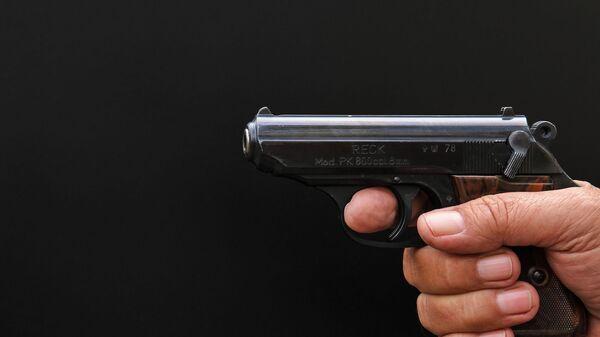 Une arme à feu (image d'illustration) - Sputnik France