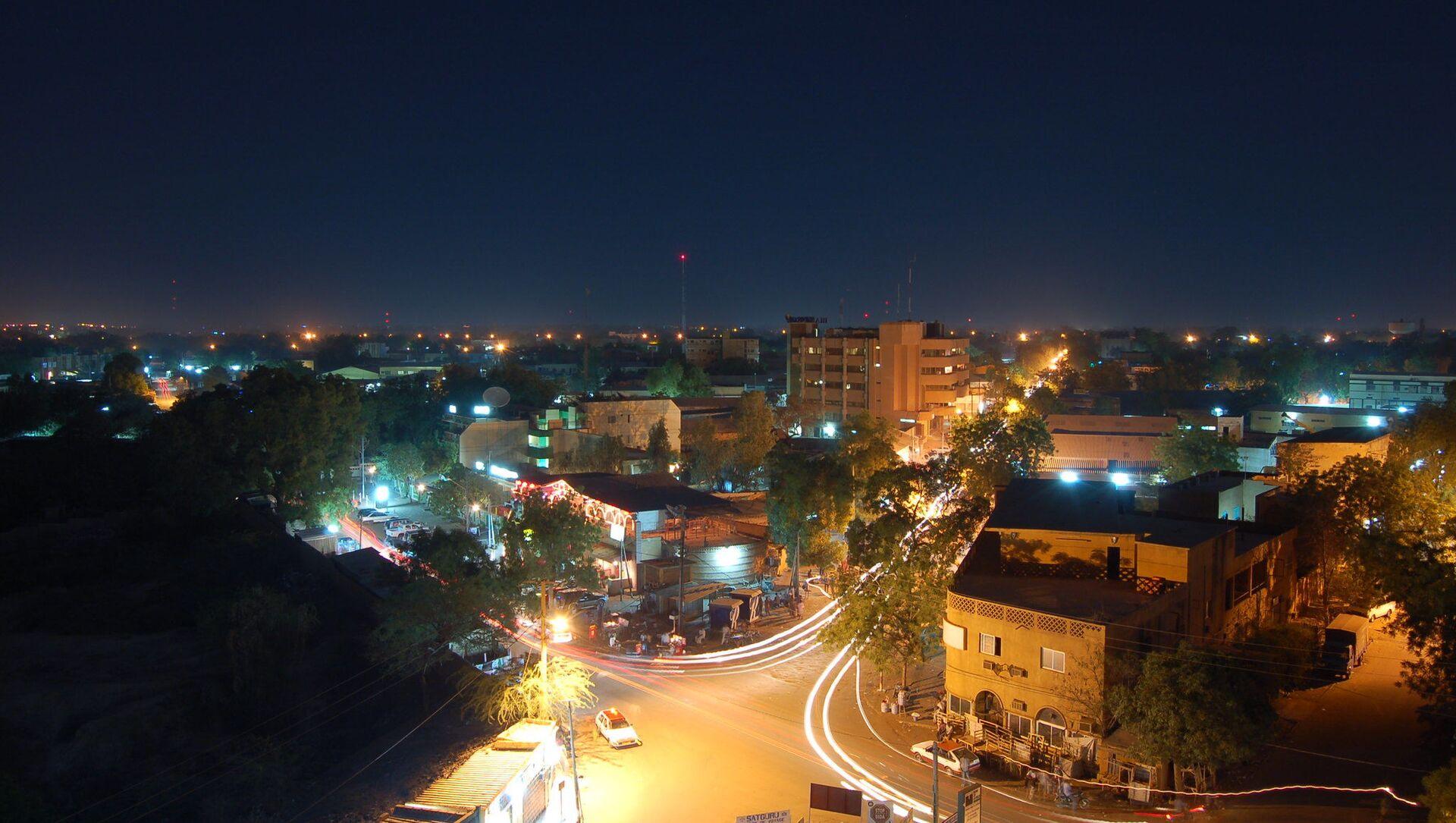 Centre de Niamey, Niger - Sputnik France, 1920, 25.03.2021