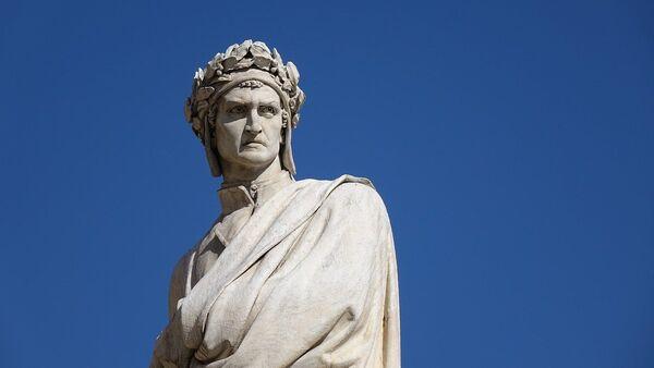 Statue de Dante - Sputnik France