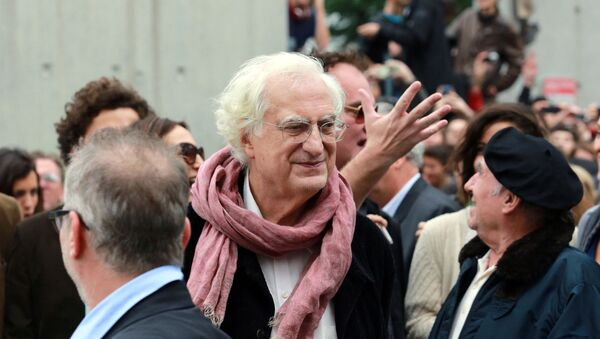 Bertrand Tavernier  - Sputnik France