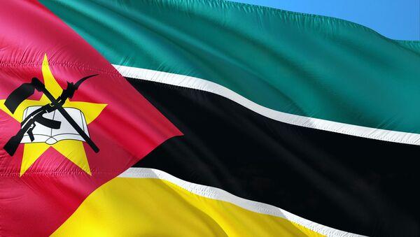 Drapeau du Mozambique  - Sputnik France