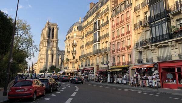 Paris (archives photos) - Sputnik France
