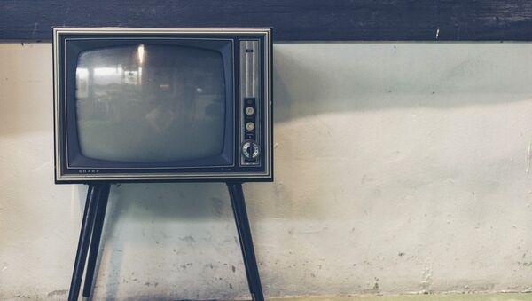 Un téléviseur - Sputnik France