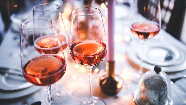 Vin rosé - Sputnik France