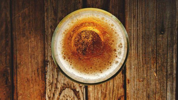 Un verre de bière - Sputnik France
