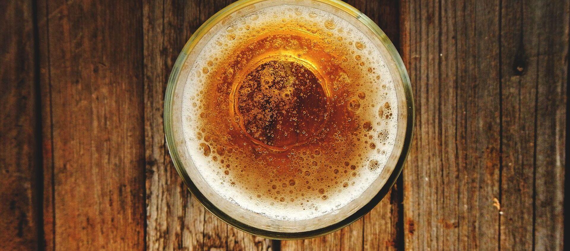 Un verre de bière - Sputnik France, 1920, 08.04.2021