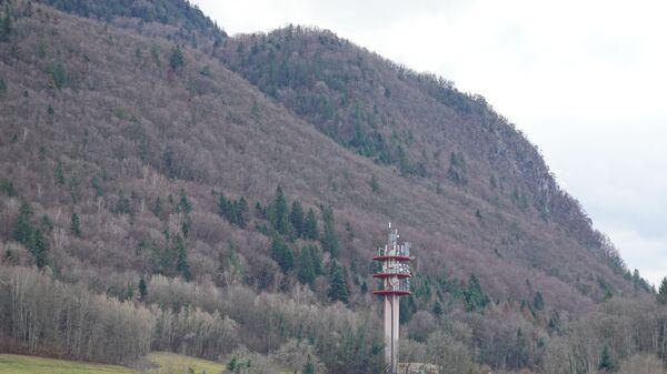Une antenne télécom en France (image d'illustration) - Sputnik France