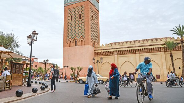 Mosquée de la Kasbah de Marrakech - Sputnik France