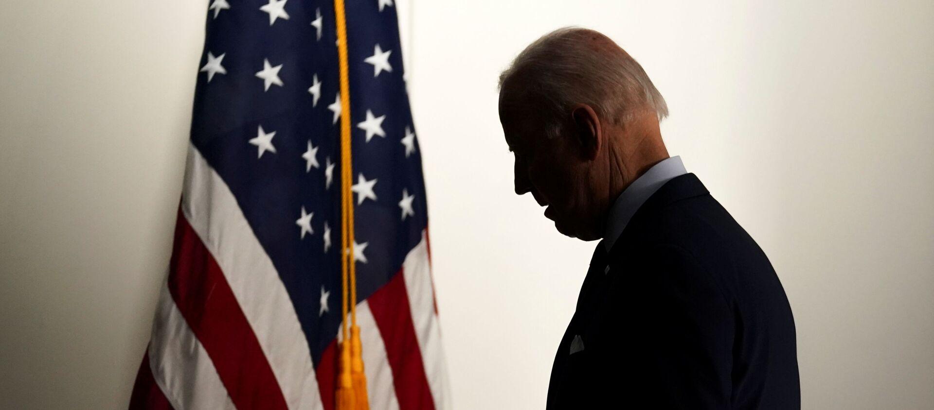 Joe Biden - Sputnik France, 1920, 29.07.2021