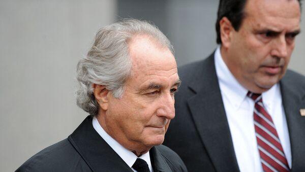 Bernard Madoff  - Sputnik France