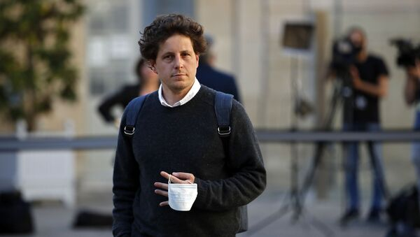 Julien Bayou - Sputnik France