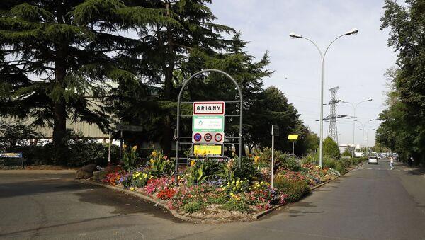 La ville de Grigny  - Sputnik France