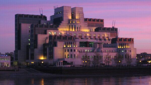 Le siège du MI5 à Londres - Sputnik France
