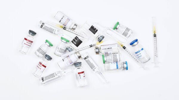 Vaccins contre le Covid-19 (image d'illustration) - Sputnik France