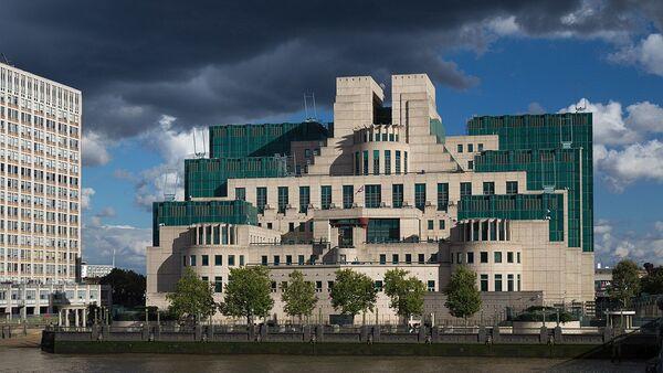Le siège du MI6 à Londres - Sputnik France