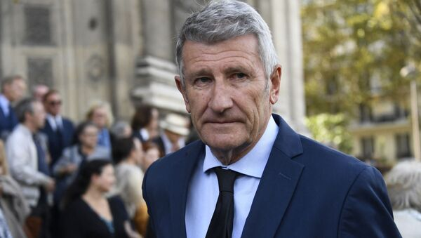 Philippe de Villiers - Sputnik France