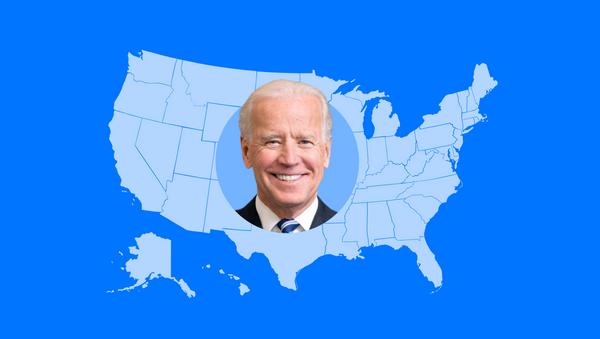 Joe Biden, 100 jours au pouvoir - Sputnik France